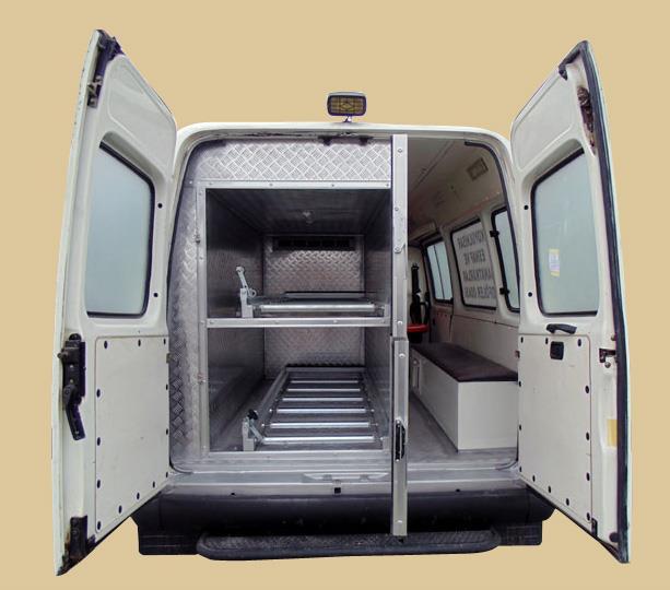Ambulansların Cenaze Nakil Aracına Dönüştürülmesi 16