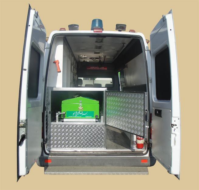 Ambulansların Cenaze Nakil Aracına Dönüştürülmesi 14