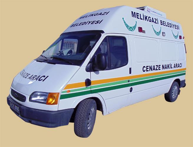 Ambulansların Cenaze Nakil Aracına Dönüştürülmesi 2