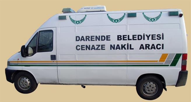 Ambulansların Cenaze Nakil Aracına Dönüştürülmesi 4