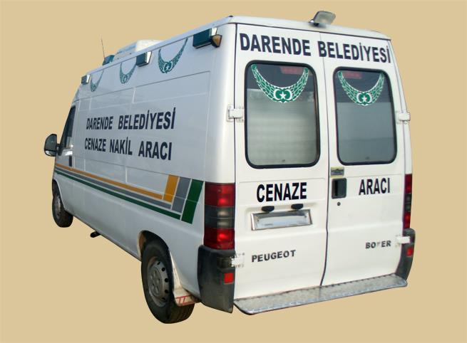 Ambulansların Cenaze Nakil Aracına Dönüştürülmesi 5