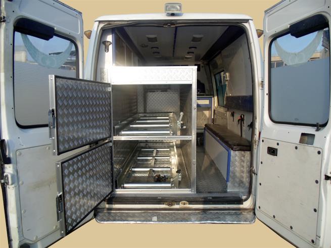 Ambulansların Cenaze Nakil Aracına Dönüştürülmesi 7