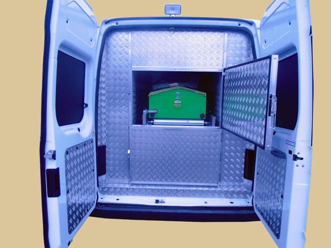 Ambulansların Cenaze Nakil Aracına Dönüştürülmesi 9