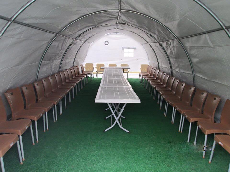 Taziye Çadırı - 1