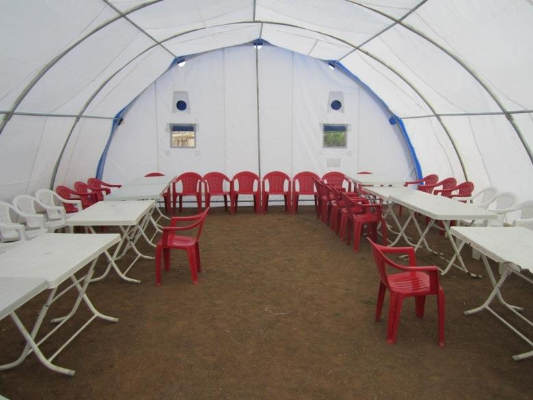Taziye Çadırı - 2